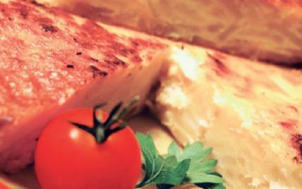 Tortilla de pommes de terre traditionnelle - Photo par Bénédicta