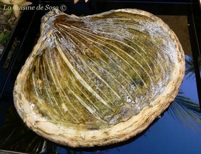 Galette à la figue, à la frangipane & à l'origan - Photo par nathal8