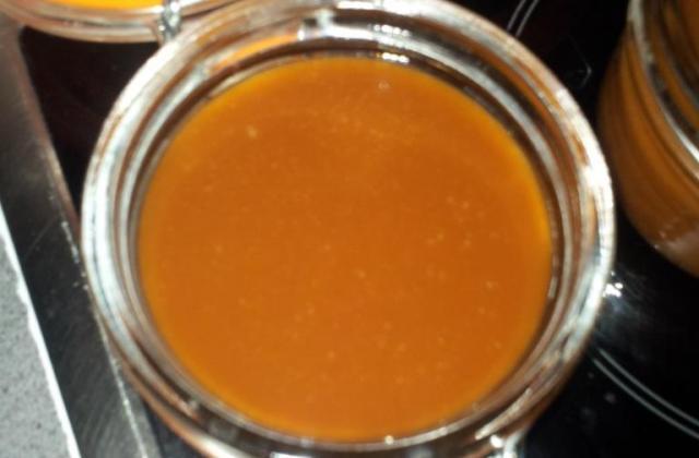 Caramel beurre salé - Photo par saliausa