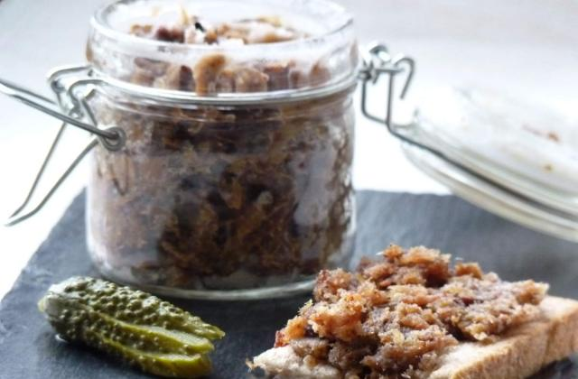 Rillettes maison et facile - Photo par carinette