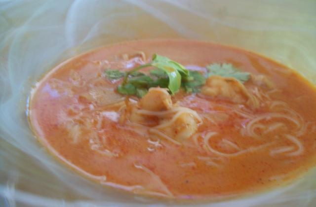 Soupe repas Thaï - Photo par mireilzBb