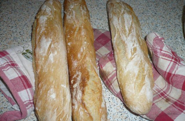 Baguette Tradition - Photo par mes flagrants delices