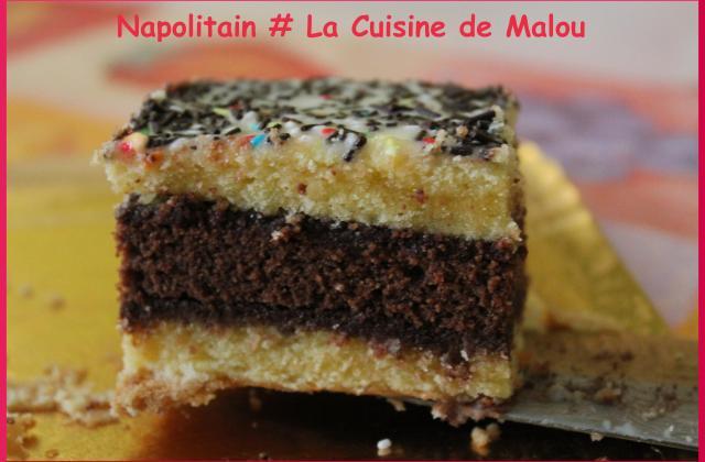 Le Napolitain maison - Photo par la cuisine de malou