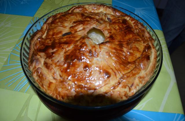 Pâté de pommes de terre - Photo par vignal