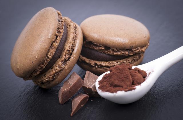 Nos plus belles recettes de macarons - Photo par Marie-Rose Dominguès