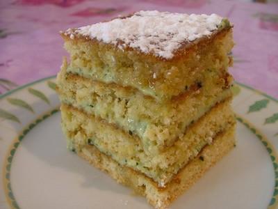 Gâteau de courgettes 'Bonne Gourmandise' - Photo par joebot
