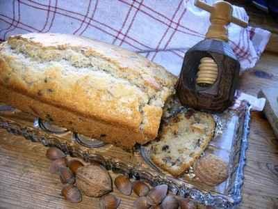 Cake de Noël - Photo par pauleb