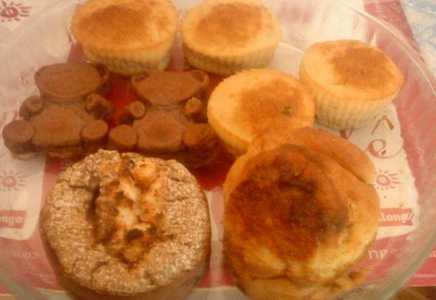 Muffins lights ! - Photo par louxie