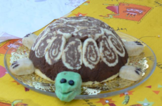 Gertrude la tortue - Photo par imbert64
