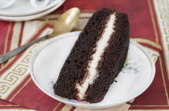 Gâteau au Nutella - Photo par mimi54