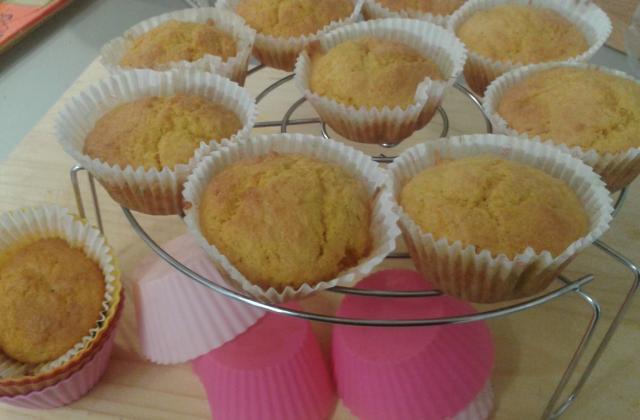 Cupcakes carotte/orange - Photo par cicoucook
