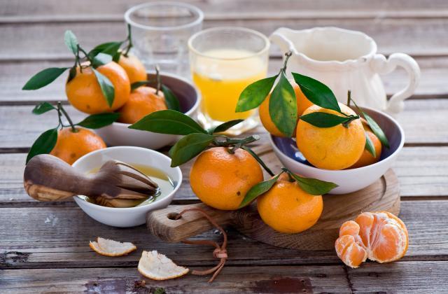 5 choses que l'on aime préparer avec la clémentine de Corse, à manger, à boire mais pas que - Photo par Pascale Weeks