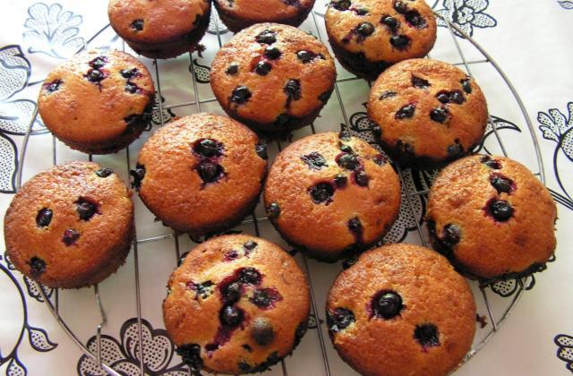 Berry muffins - Photo par kekeli