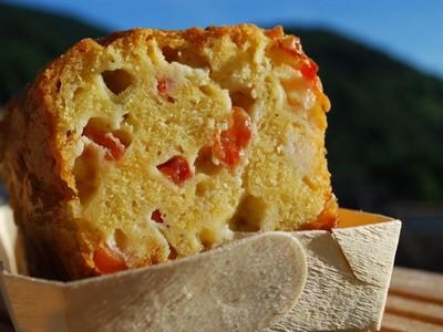 Cake à la tomate & basilic - Photo par valeriun