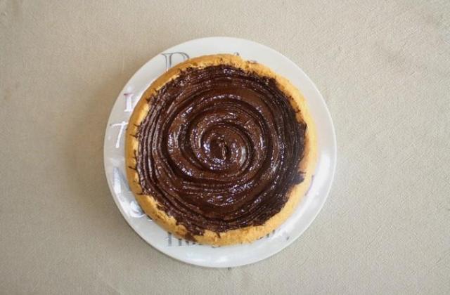 Gâteau de Savoie maison - Photo par funcook