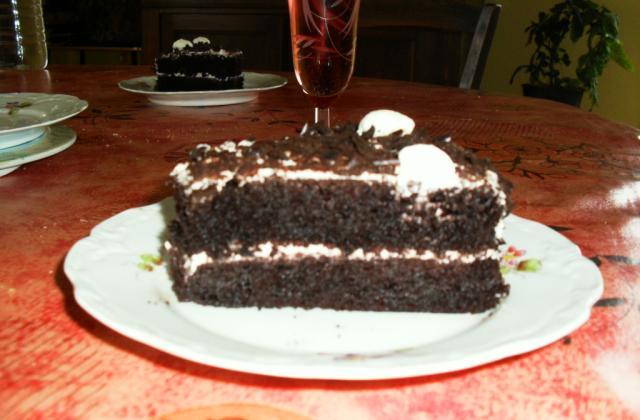 Foret noire facile et gourmande - Photo par virginQY1