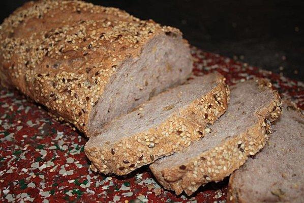 5 pains maison avec des fruits pour le matin - Photo par patchouka
