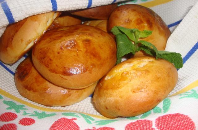 Petits pains maison - Photo par la cuisine de doudou