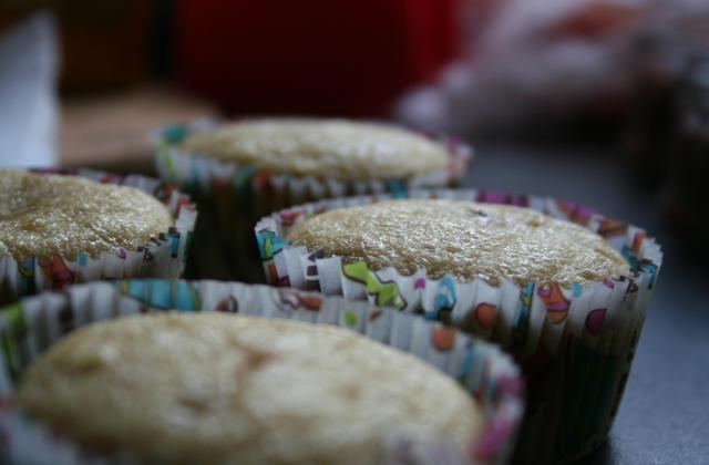 Muffin à la banane du petit déjeuner - Photo par melaniM2g