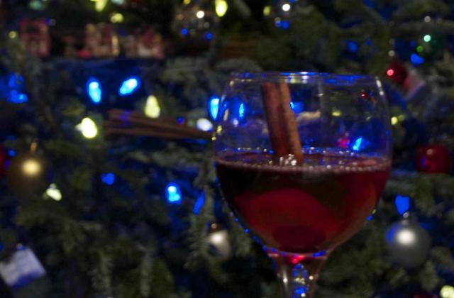 Vin chaud orange-cannelle - Photo par chrisssS