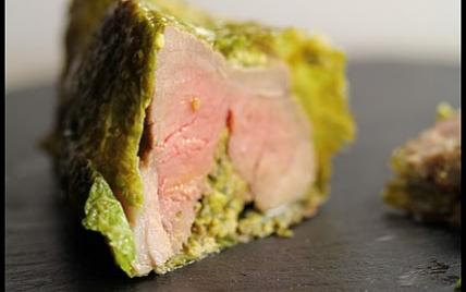 Rotis de gigot d'agneau de Connémara - Photo par nanoudK