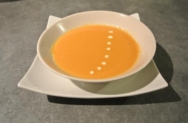 Soupe de lentilles corail rapide - Photo par p 47