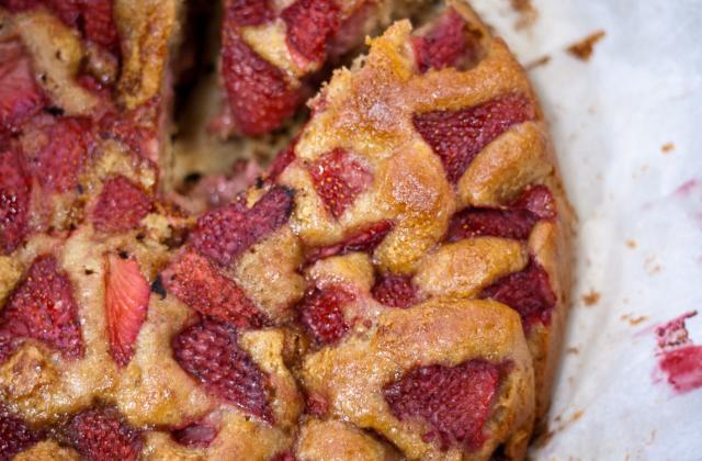 Cuire la fraise, c'est trop bon dans ces 5 desserts - Photo par 750g