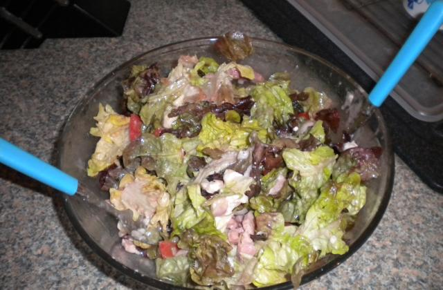 Salade Bonheur - Photo par miam230