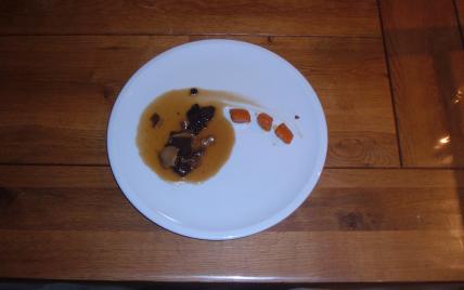 Sauce forestière - Photo par 750g