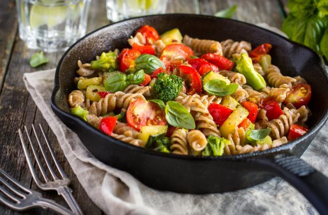 6 recettes trop sympas de pâtes aux légumes - Photo par 750g