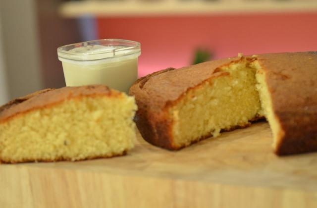Gâteau au yaourt pour un moelleux incomparable - Photo par 750g