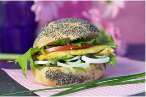 Sandwich Bombay - Photo par Ma boîte à diners