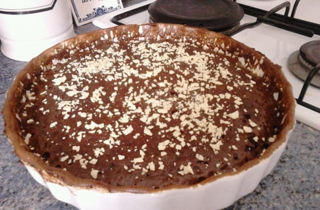 Gâteau chocolat rapide comme l'éclair - Photo par christVf