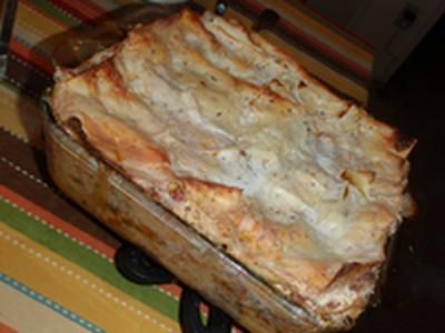 Lasagnes aux épinards - Photo par joceb2