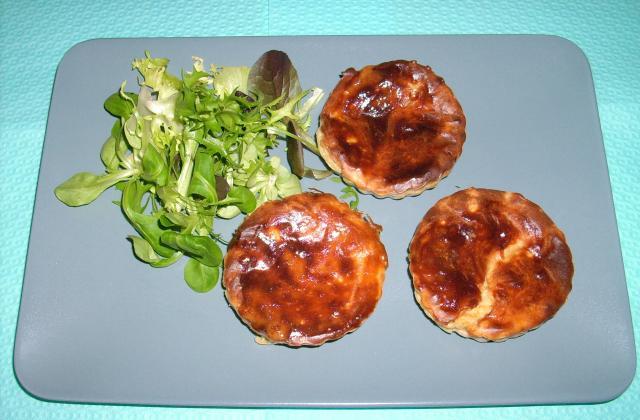 Galettes de pommes de terre et roquefort - Photo par colettzj7