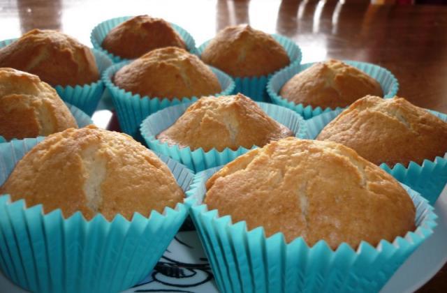 Muffin cœur de Nutella - Photo par jeremioN