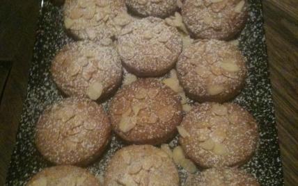 Petits gâteaux aux amandes - Photo par 750g
