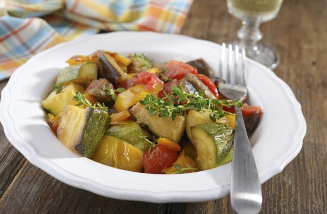 Ratatouille de légumes - Photo par valeriMQ