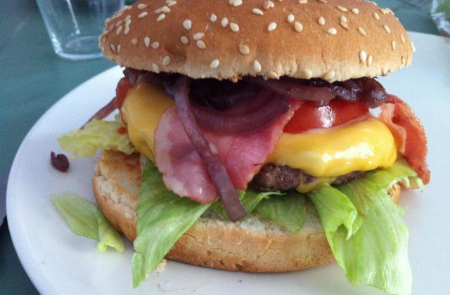 Hamburger facile - Photo par marie bh