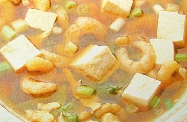 Soupe à la japonaise - Photo par capali