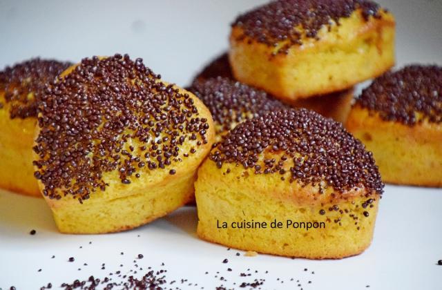 Infiniment orange sous de petites perles de chocolat - Photo par Ponpon