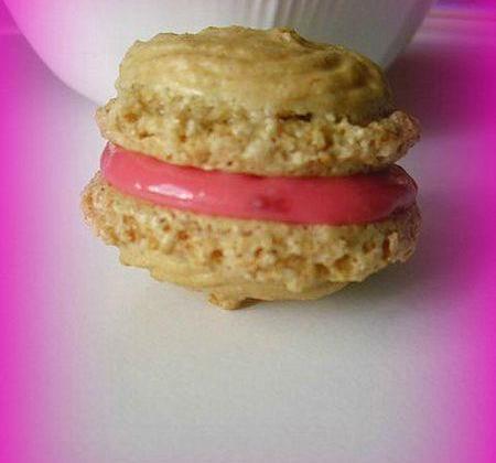 Macaron ou (escargot) à la réglisse - Photo par tulipe_isa