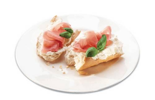 Snacks au jambon de Parme - Photo par philad3