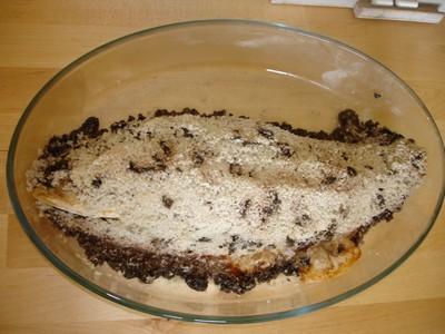 Poisson en Croods de sel - Photo par 750g