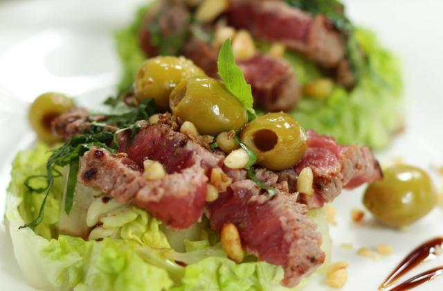 "Olives vertes d""Espagne - dîner chic - grandes occasions - Olives d""Espagne sur leur 31 - Photo par saveur2"