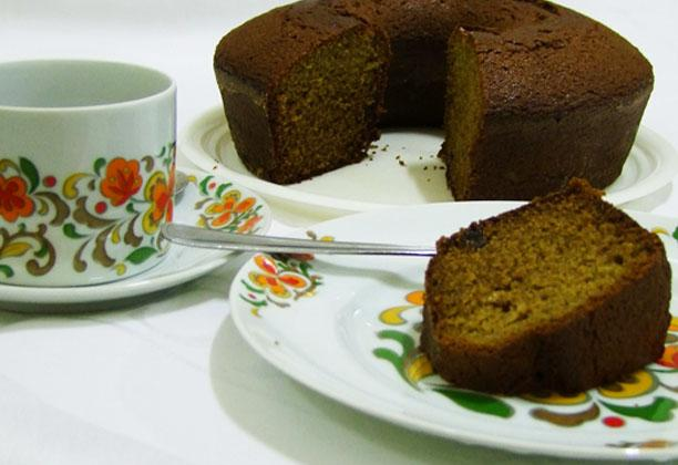 Gâteau de cassonade - Photo par lylene