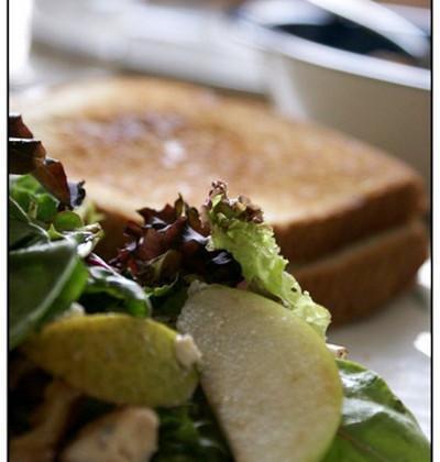 Salade Made in USA, entre fraîcheur, plaisir et légèreté - Photo par charliG