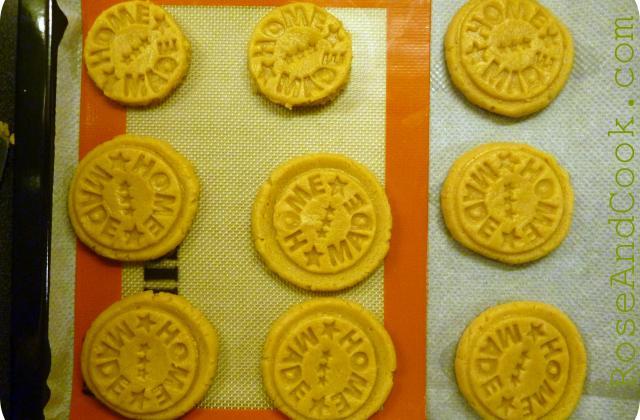 Cookies au chocolat blanc ou noir - Photo par rose and cook