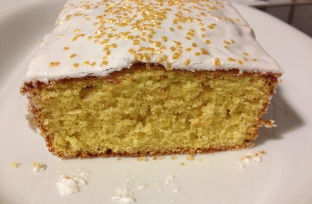 Cake aux agrumes - Photo par la cuisine de juju