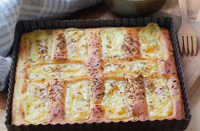 La VRAIE recette de tarte au Maroilles - Photo par Silvia Santucci